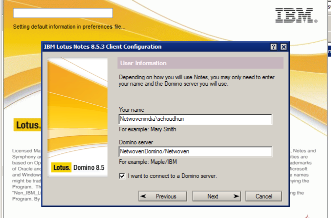 Search Lotus Notes Documents From Sharepoint 2013 Part 2