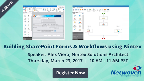 Building SharePoint/O365 Forms and Workflows