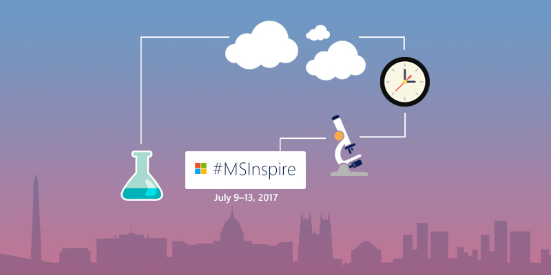 My 11th year at Microsoft Inspire