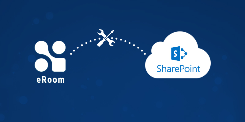 eRoom to Office 365 Migration