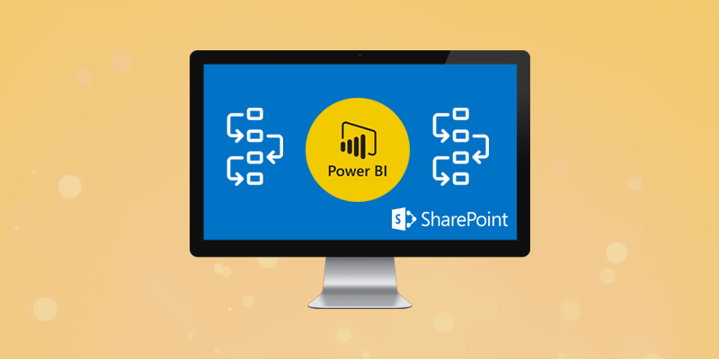 How to use Power BI in the context of SharePoint?