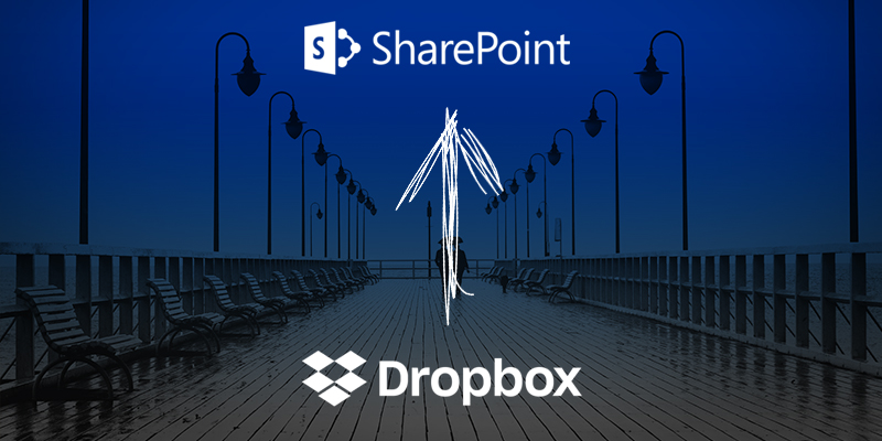 Migrate from Dropbox to SharePoint Using Sharegate