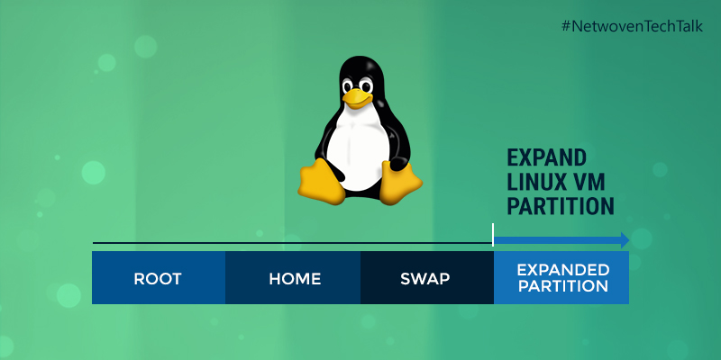 Expand Linux VM Partition