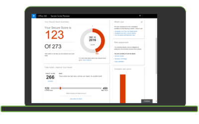 Roadmap to Improve Office 365 Secure Score