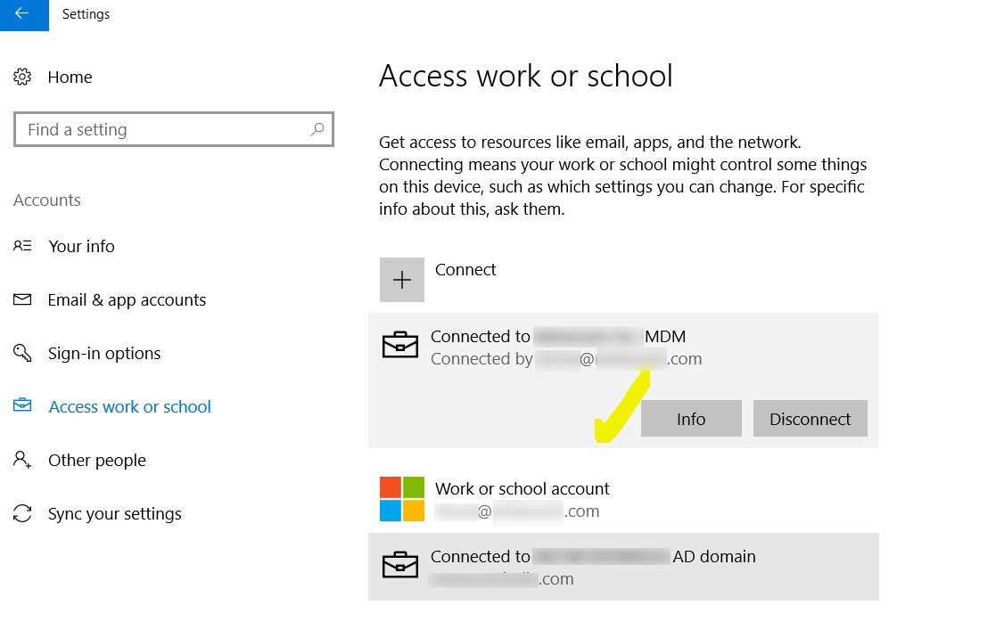 Intune MDM Registration Process – Step by Step Guide