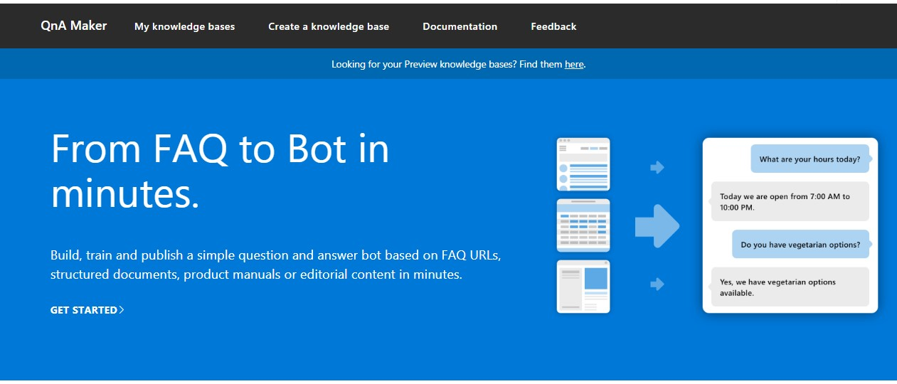 Microsoft Teams FAQ BOT