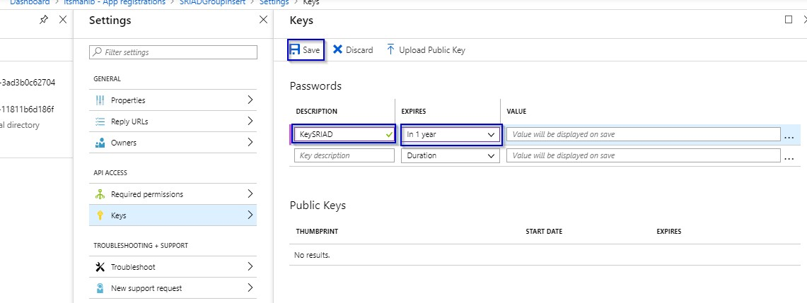 Creating Azure AD Group by Office 365 Nintex Workflow – Part 1