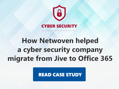 Jive to Office 365 Migration