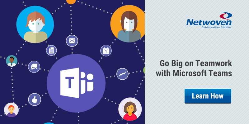 Microsoft Teams Consulting Service | Teams Roll Out | Netwoven