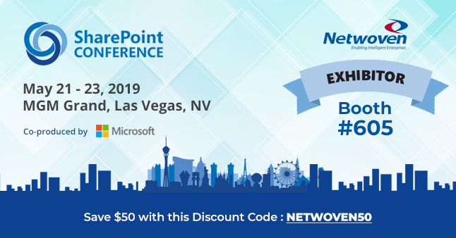 SharePoint Conference, Las Vegas 2019 | Netwoven