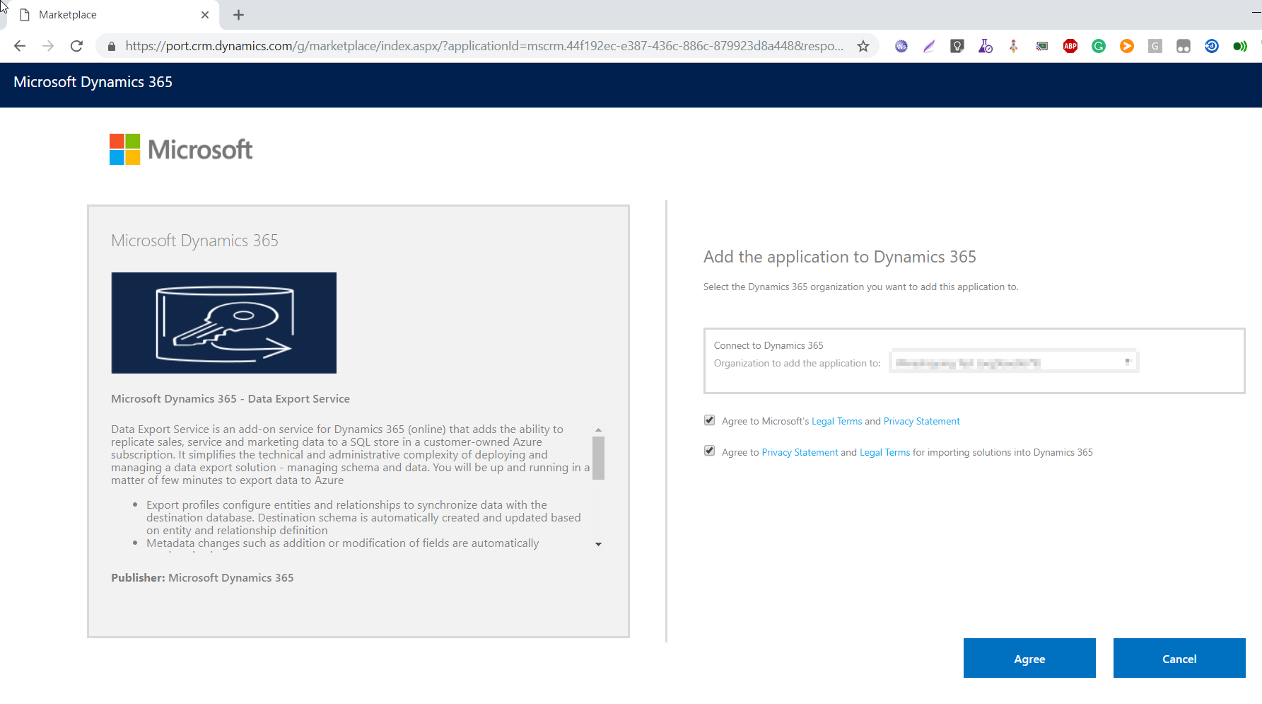 Quick Steps to Replicate Data from Dynamics 365 Online to