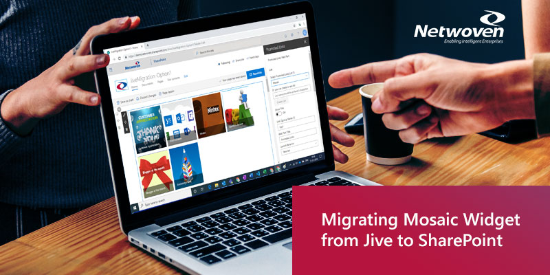 Migrating Mosaic Widget from Jive to SharePoint