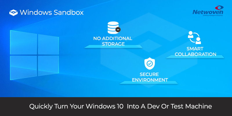 Windows Sandbox - Quickly Turn your Windows 10 into a Dev/Test Machine
