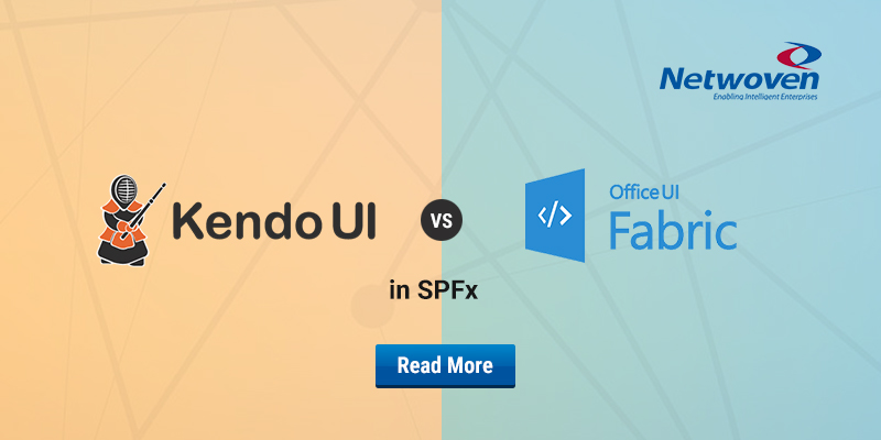 Kendo Grids vs UI Fabric Grids in SPFx