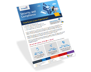 Security and Compliance Datasheet