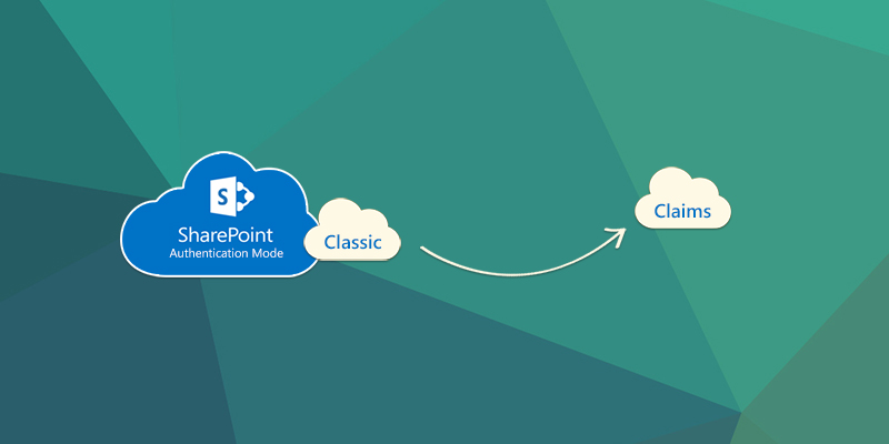 Change SharePoint Web Application Authentication mode from Classic to Claims (Multiple login prompt)