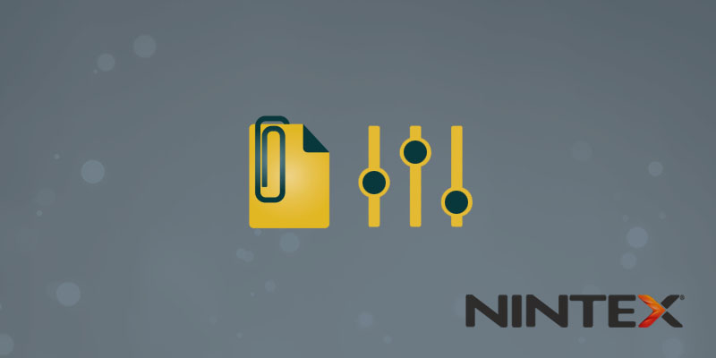 Explicitly Handling FILE Attachment Control in NINTEX by Custom Coding