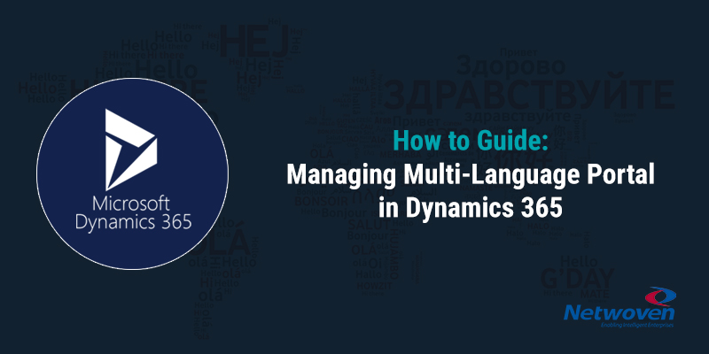 How to Guide: Managing Multi-Language Portal in Dynamics 365