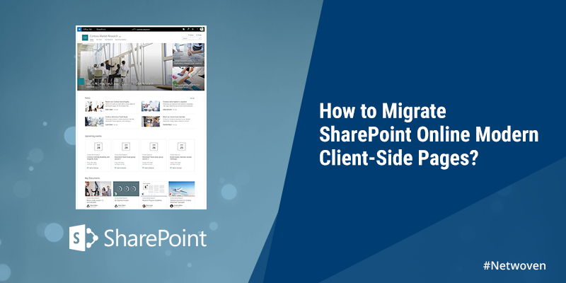 How to Migrate SharePoint Online Modern Client-Side Pages?