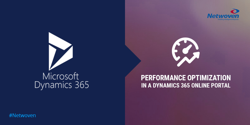 Suggestions for Performance Optimization in a Dynamics 365 Online Portal