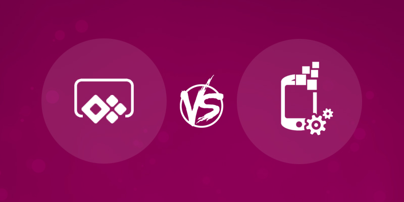 Using PowerApps vs. Traditional App Development Approach