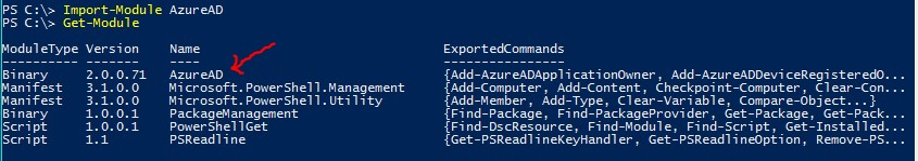 Changing UPN of Federated User in Azure/O365 – using Azure AD V2 PowerShell