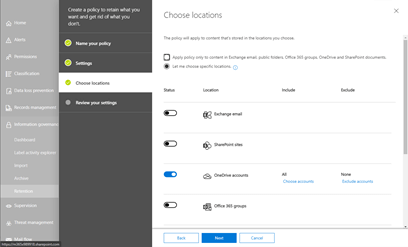 Security & Compliance – Microsoft Teams Retention & eDiscovery – Part 2