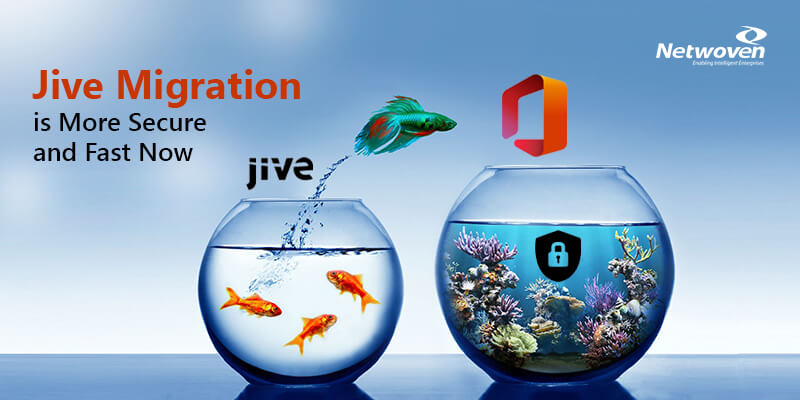 Jive Migration is More Secure and Fast Now