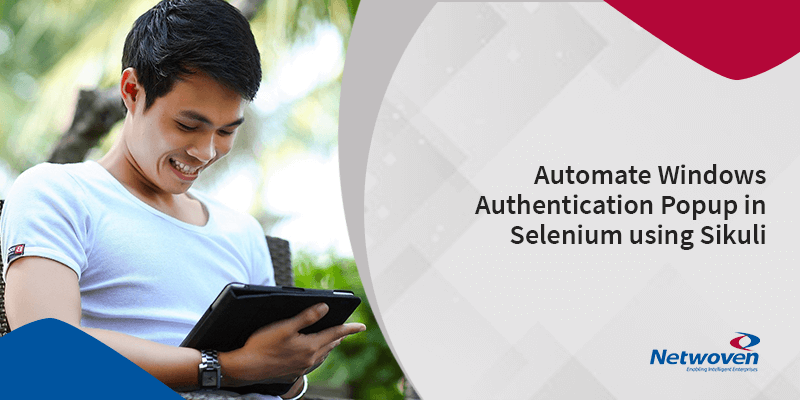 Automate Windows authentication popup in Selenium using Sikuli