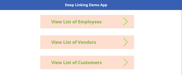 Simply Explained - PowerApps Deep Linking