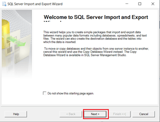 How To – Bulk Copy Data from ORACLE to SQL Server