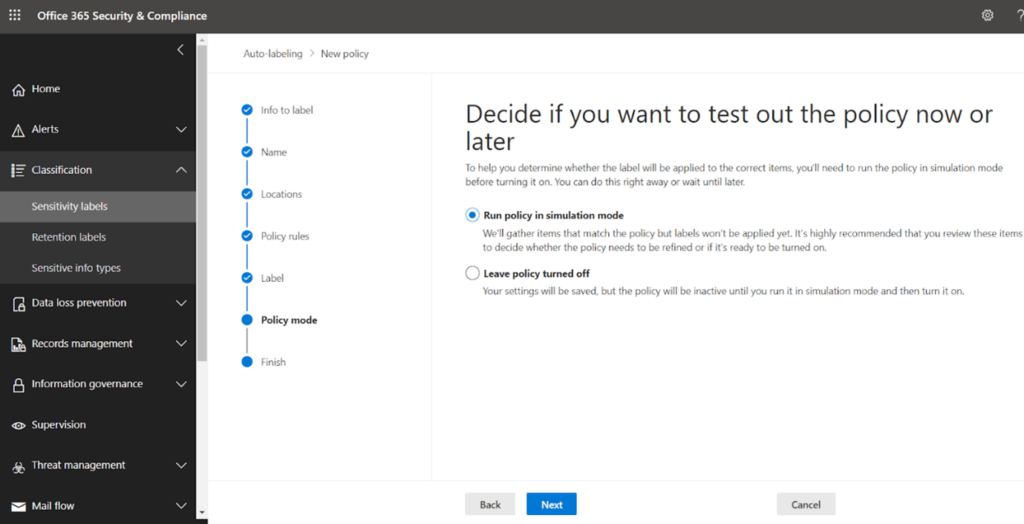 Part III: Security Assessment and Solutioning with Microsoft 365 Security and Compliance Center